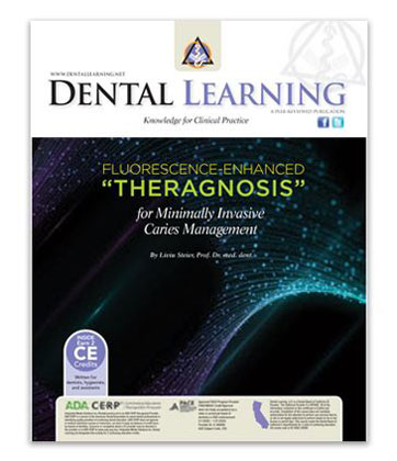 """FLUORESCENCE-ENHANCED """"THERAGNOSIS"""" for Minimally Invasive Caries Management"""