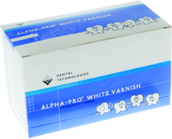 Alpha Pro White Varnish