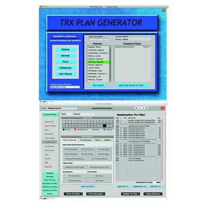 Trx Plan Generator