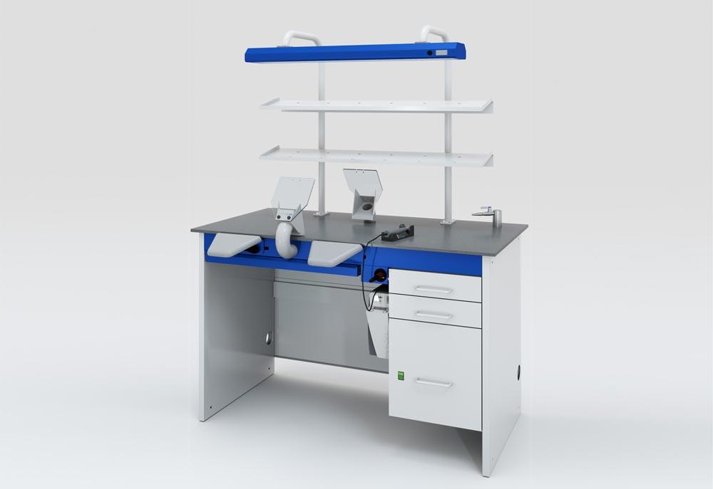 InOffice Workstation by DentalEZ®