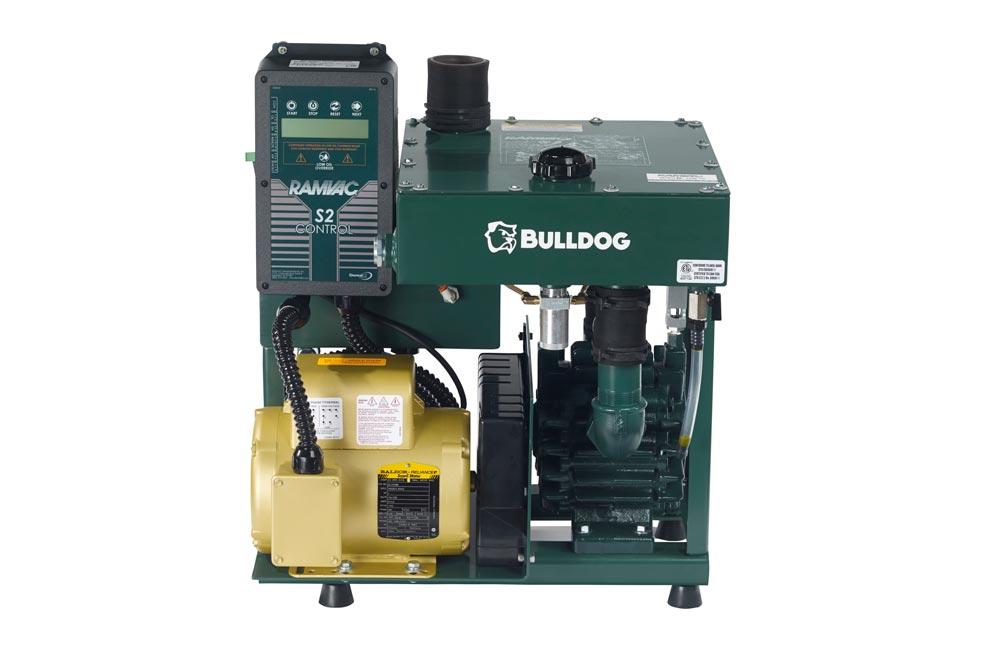 RAMVAC Bulldog® Dry Vacuum