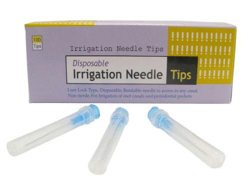 Bendable Irrigation Needle