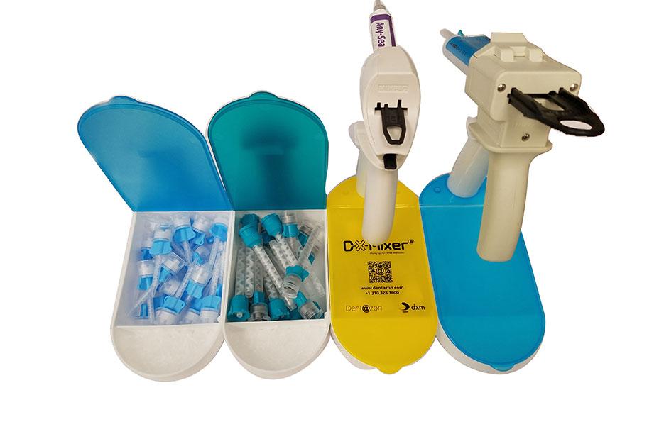 Holder for Dispenser Gun, Dental Mixing Tips & Intra-Oral Tips