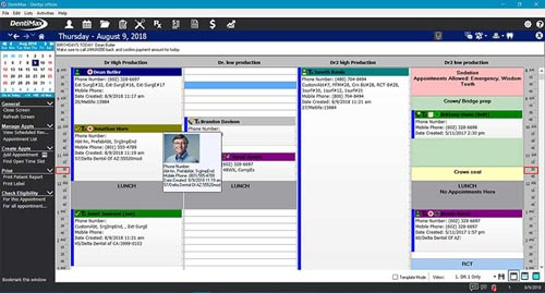 DentiMax Practice Management Software