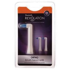 Revolation Brush Head Refill - Ortho Brush Head