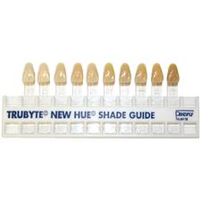 Trubyte® New Hue® Plastic Shade Guide - Trubyte® New Hue® Plastic Shade Guide