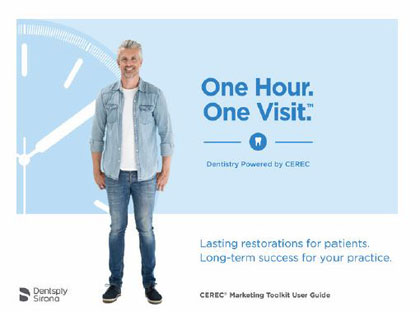 One Hour – One Visit Toolkit for CEREC Users