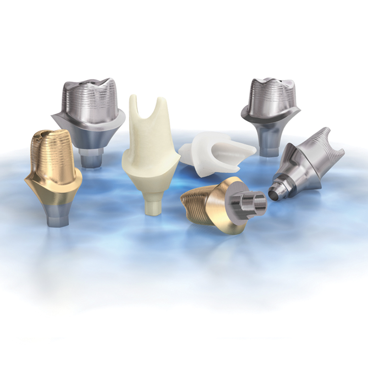 Drake Dental Laboratories - Atlantis Patient Specific Implant Abutments