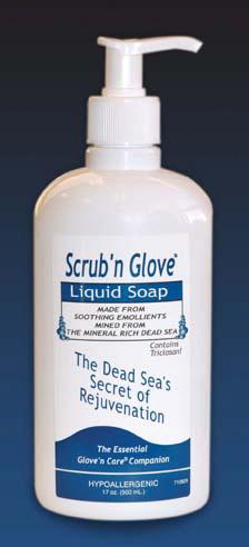 Scrub'n Glove