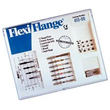 Flexi-Flange® Post System- Introductory Kit, Stainless Steel