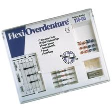 Flexi-Overdenture®- 12 Post Stainless Steel Introductory Kit