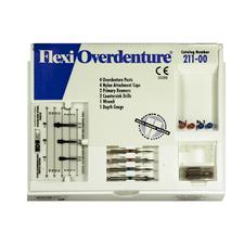 Flexi-Overdenture®- 4 Post Stainless Steel Introductory Kit