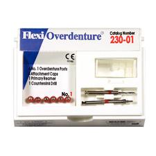 Flexi-Overdenture  Stainless Steel Posts Refill