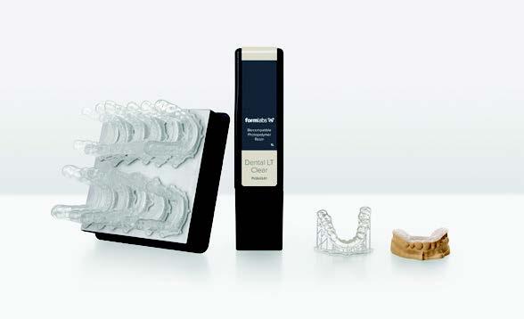 Formlabs 3D Printing Materials