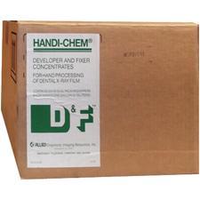 Handi-Chem Developer and Fixer