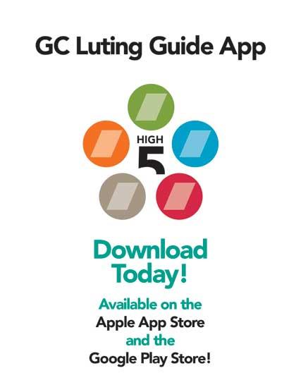 GC Luting Guide App