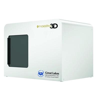 Maestro 3D Desktop Scanning System