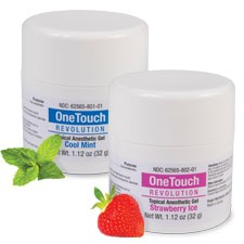 One Touch Revolution Topical Anesthetic