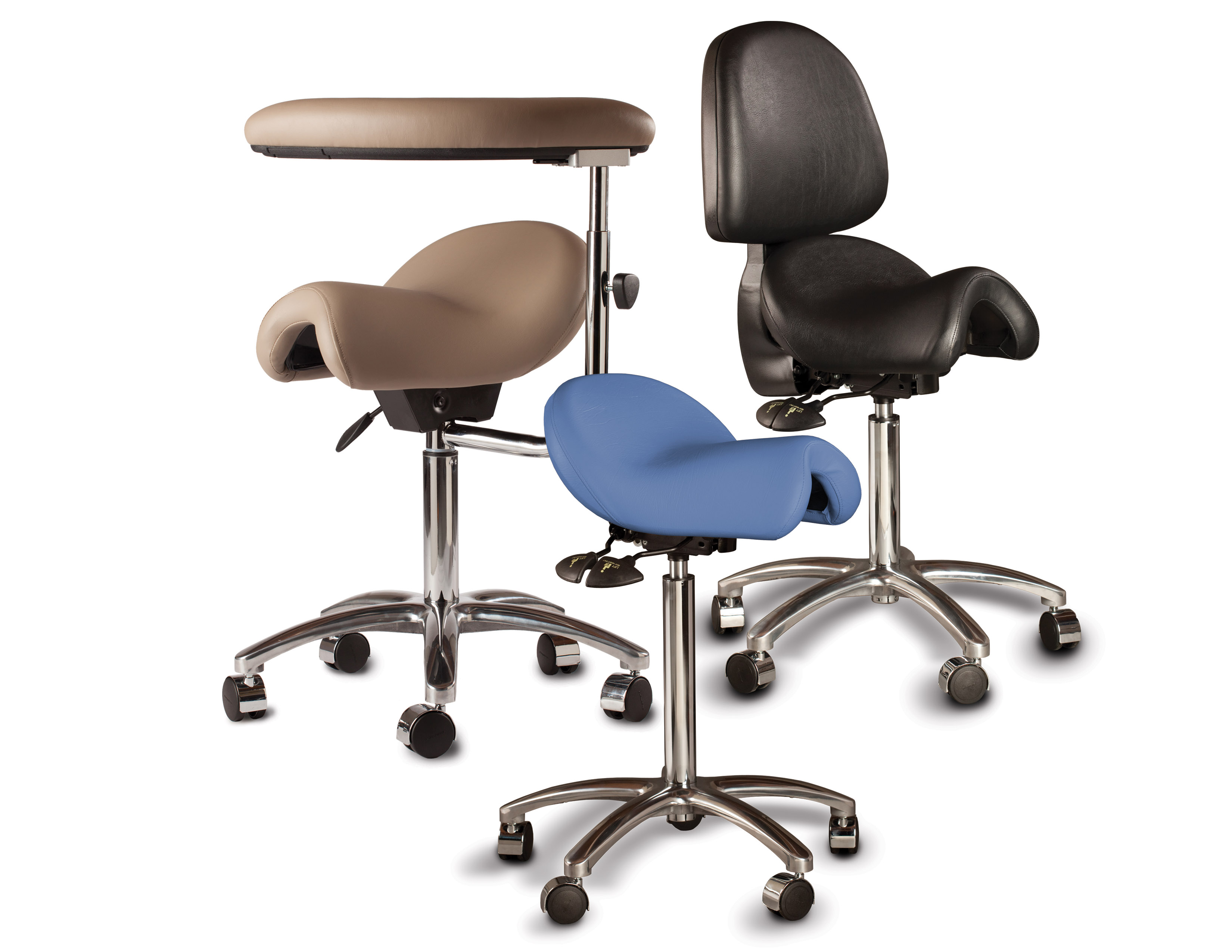 Bambach Ergonomic Saddle Seat