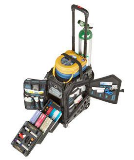 Mobile ACLS Emergency Medical Kit