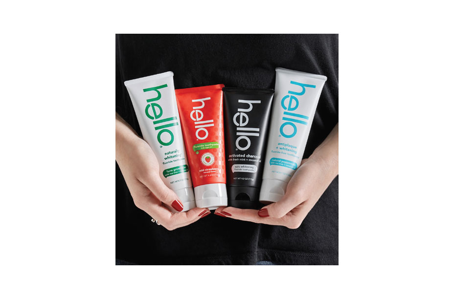 Hello Products Toothpastes