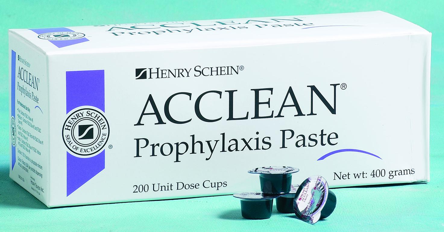 Acclean Zero Prophy Paste