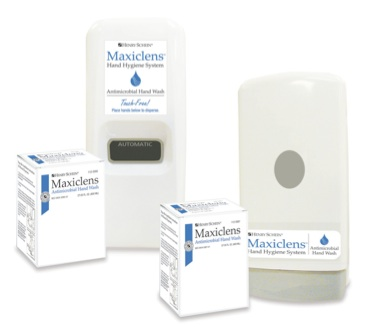 Maxiclens Instant Antimicrobial Hand Wash System