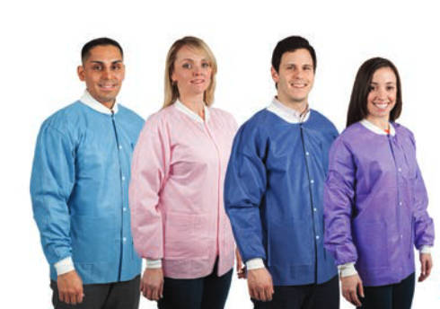 Maxi-Gard Disposable Lab Coats and Jackets