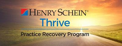 Henry Schein's Thrive Recovery Program