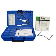 Ivory Rubber Dam Complete Kit