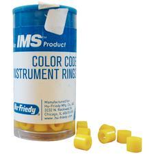 IMS Color Code Rings - Large, 50/:Pkg - Blue