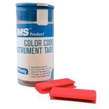 IMS® Color Tabs, 5/Pkg - Blue