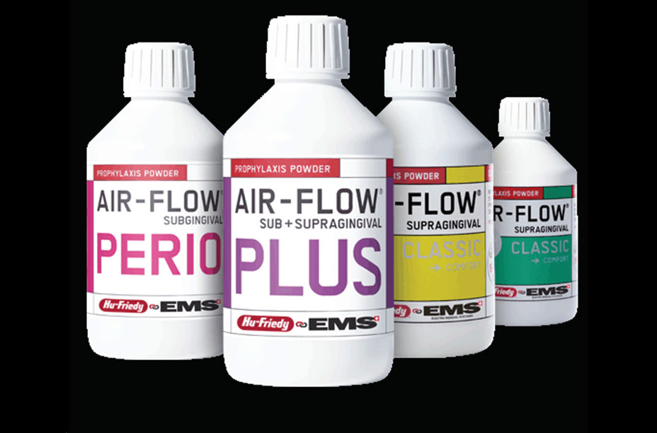 AIR-FLOW Plus Powder