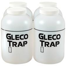 Gleco Trap Replacement Bottles - Plaster Trap - 12 (32 oz) Bottles