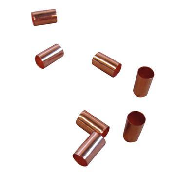 Polished Hard Copper Bands  Refills, 18/:Pkg