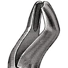 Extracting Forceps - # 53L, Left - Extracting Forceps - # 53L, Left