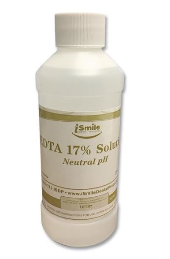 EDTA 17% Solution- Bottle