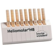 Heliomolar HB Shade Guide