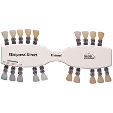 IPS Empress Direct Shade Guide  Enamel/:Translucent