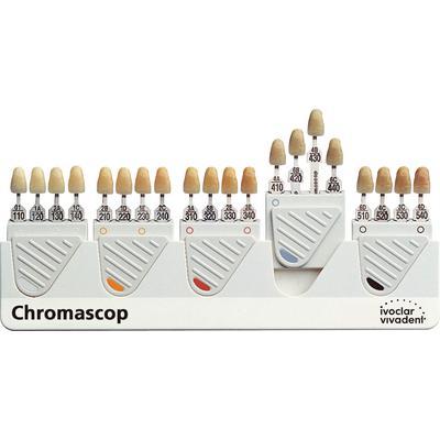 Chromascop Shade Guide with Bleach