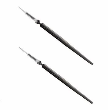 Microsurgical Blades No. 350 and No. 391