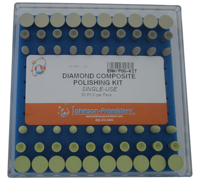 Diamond Composite Polishing Kit