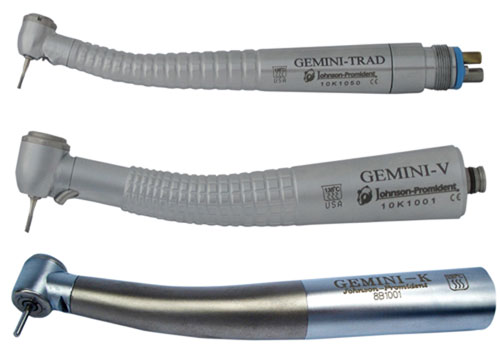 Gemini Handpiece Series Expansion