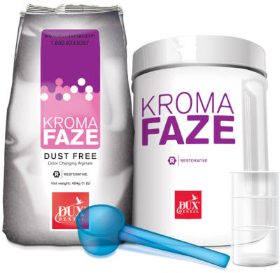 KromaFaze Dust-Free Alginate