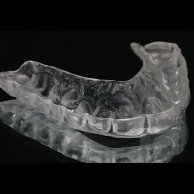 THERMOFORMED MOUTH GUARDS AND BITE SPLINTS