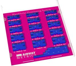 Airway Metrics System