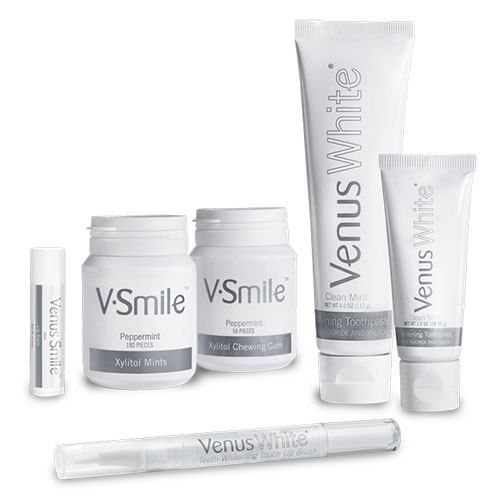 Venus White Maintenance & Oral Care Products