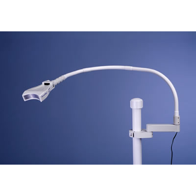 LumaCool Whitening System with Pole Mount Assembly