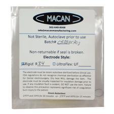 Rigid Electrosurgical Electrodes, 2/Pkg