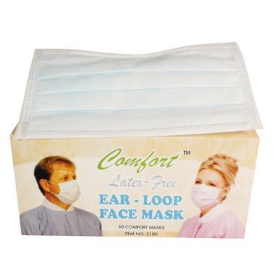 Comfort Earloop Masks